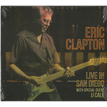 Eric Clapton-live In San Diego (2 Cd