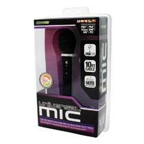 Micrófono Universal Para Wii, Ps3, Xbox 360, Ps2, Pc