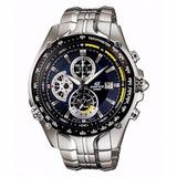 Reloj Hombre Casio Edifice Ef-543d-2av Calendario Crono