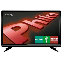 Tv Led 22 Philco Full Hd Com Converson Digital - Ph22d16