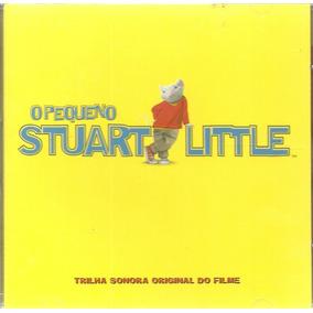Cd O Pequeno Stuart Little - Trilha Sonora - Original