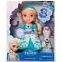 Boneca Musical Princesa Elsa Do Filme Frozen Com Olaf