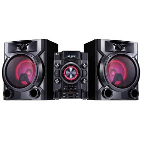 Mini System Cm5660 2 Usb, Sound Sync Wireless,620w Rms Lg