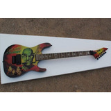 Guitarra Esp Kirk Hammett Karloff Mummy