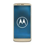 Celular Libre Motorola E5 Plus Dorado