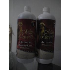 Miss Liss Keratina De Chocolate Dos Pasos (litro)