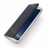 Capa Case Flip Rock Dr. V Series Smart Galaxy S8 Plus