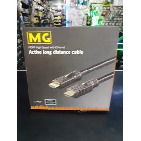 Cable Armado Hdmi A Hdmi De 30mts Hay Mas Cortos