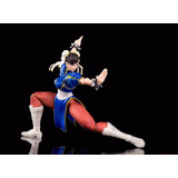 S.h. Figuarts Chun-li Street Fighter V Action Figure