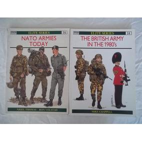 Lote 10 Livros Elite Series Osprey Military Em Ingles Guerra