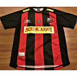 Camisa Ituano Usada Em Jogo 2001 Com Patch