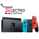 Nintendo Switch Neon Blue/red Original Entrega Inmediata!!!!