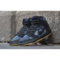 Tênis Nike Sb Dunk High Pro - Skate - Retrô