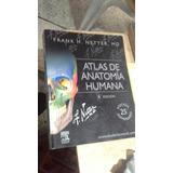 Atlas De Anatomía Humana Netter, 6 Edición Original