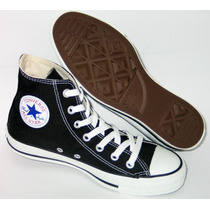 Tênis Converse Bota All Star Preto