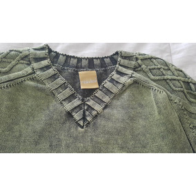 Blusa De Lã Holt Zutto Masculina