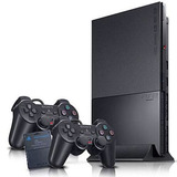Play Station 2 + 2 Controles Y Una Memoria