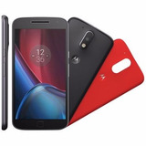 Motorola Moto G4plus Dualchip 32gb Oferta P/ Frete Expresso