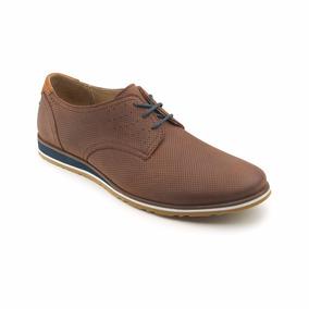Calzado Zapato Flexi 76801 Cafe Casual Oficina Vestir Salir