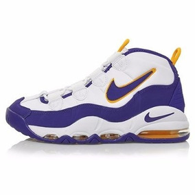 Tenis Nike Retro Pippen Lakers Ed. 7.5mx Jordan Rodman Kobe