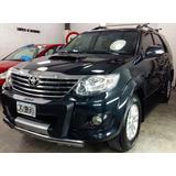 Toyota Hilux Sw4 Full Automatica 2013 Camioneta 7 Asientos