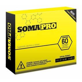 Somatodrol - Complexo Ativador 60 Cápsulas - Original