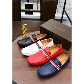 Zapato Mocasines Gucci