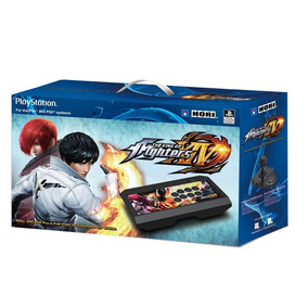 Controle Arcade Hori The King Of Fighters Xiv Rap 4 Ps4 Ps3