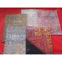 Catálogos Leilões Tapetes Raros Usa Europa Lote C/ 5 Livros