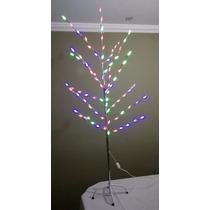 Arvore De Pinhas De Led Colors Com 84 Lampadas 1,5m 127v