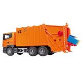 Camion Bruder Scania R-series Naranjado