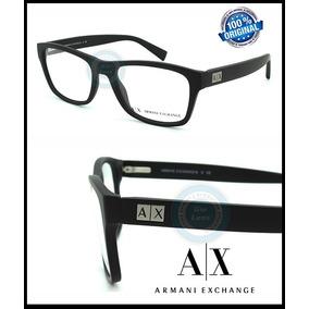 Armazon Oftalmico Armani Exchange Ax3039-8078 Black Unisex