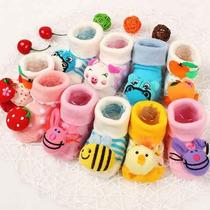 Zapaticos Calcetines De Bebe Hasta 12 Meses En Oferta