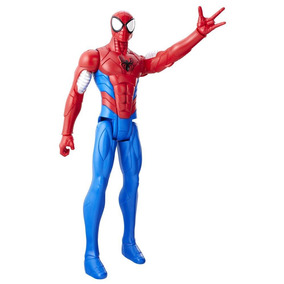 Homem Aranha Titan Hero Web Warriors - Spider-man Blindado 3
