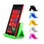 Suporte Para Celular E Tablet De Mesa Dobrável Compacto