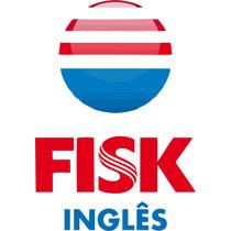 Curso De Inglês Em Áudio Fisk (7 Cds)