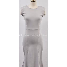 Vestido De Cóctel - Fiesta - Oficina 0101107 Elbauldecorina