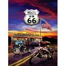 Rompecabezas Motos En Ruta 66 1000 Pzs. Sunsout 37122