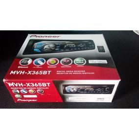 Reproductor Pionner Mvh-x365bt Nuevo