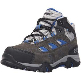 Hi-tec Logan Wp Jr Hiking Boot