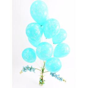 Varetas,suporte Balão Efeito Gás Hélio Com 2 Peça P 10 Balão