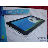 Se Vende Tablet Con Tv Marca Prolink