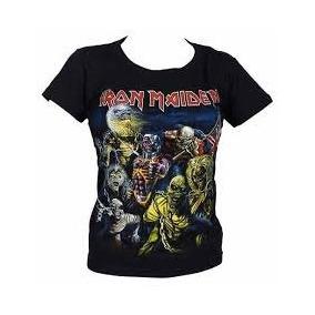 Baby Look Iron Maiden - The Best.