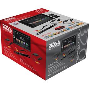 Auto Estereo Boss Audio Pantalla 6.2 Dvd Camara Trasera