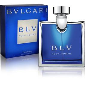 79ccac73e27 Perfume Bvlgari Blv Masculino - Perfumes no Mercado Livre Brasil