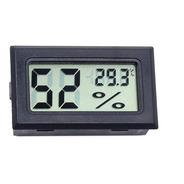 Mini Termohigrometro Digital Medidor Humedad Y Temperatura