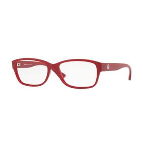 ed02db5ab7eea Óculos De Grau Tecnol Tn3042 E780 Vermelho Lente Tam 55