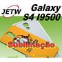 10 Case Capa Acrílico Samsung Galaxy S4 I9500 P/ Sublimação