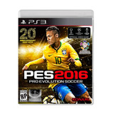Sony Juego Pes 2016: Pro Evolution Soccer - Ps3