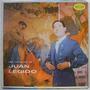 Juan Legido / Los Triunfos 1 Disco Lp Vinilo